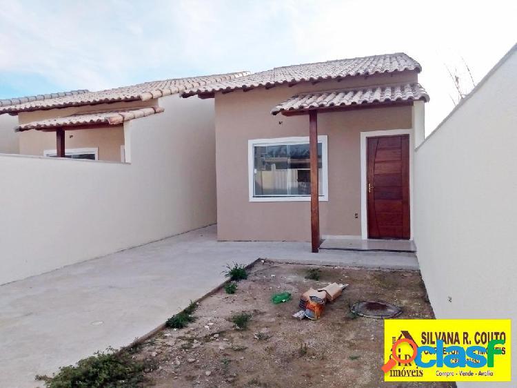 Casa 2 quartos, em itaipuaçu - r$ 218 mil