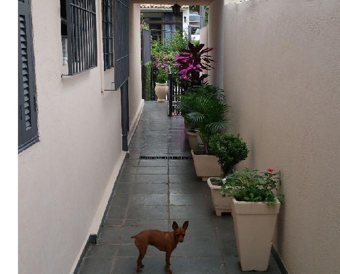 Casa térrea campo limpo rua sem saída ao lado aabb