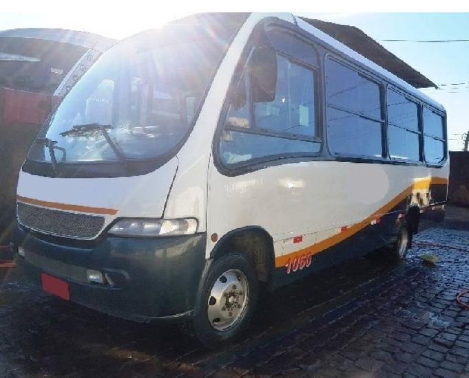 Micro onibus sênior m.benz 814 cód.5920 ano 2000