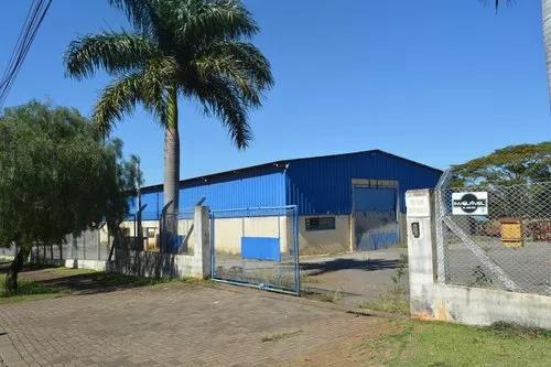 Parque industrial mário bulhões, maringá