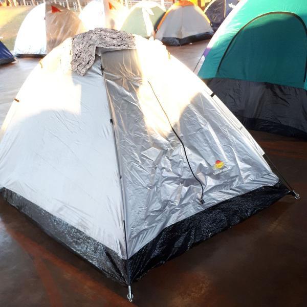 Barraca de camping atena da guepardo (3 pessoas)