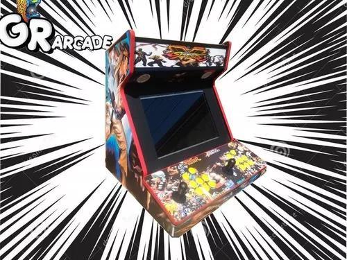Bartop arcade multijogos