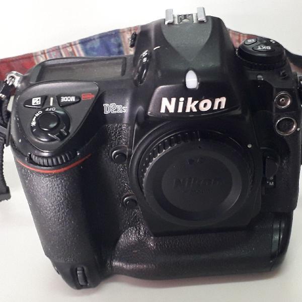 Camera slr nikon d2x