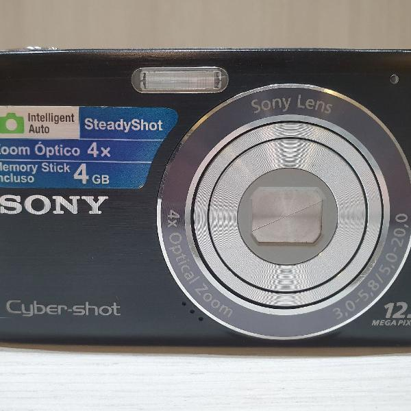 Câmera digital sony 12,1 megapixels
