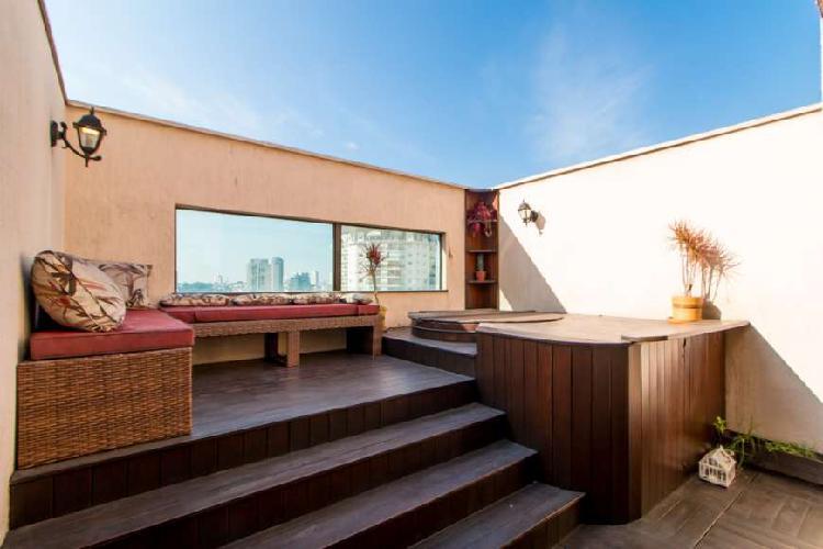 Cobertura com 3 quartos à venda, 174 m² por r$ 1.440.000