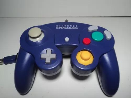 Controle game cube original usado frete grátis