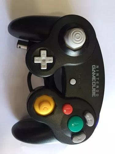 Controle gamecube original gc perfeito estado colecionador!