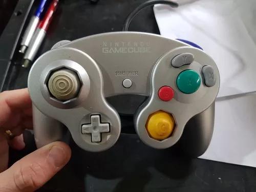 Controle nintendo gamecube original excelente