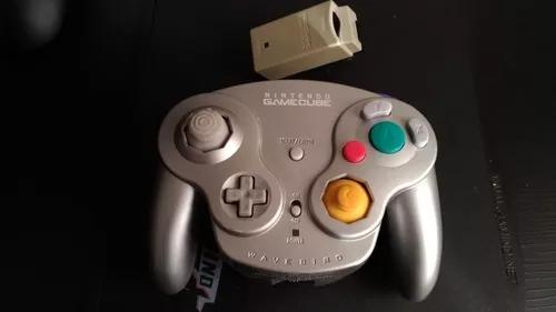 Controle wave bird nintendo game cube original s