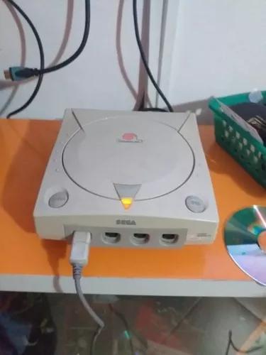 Dreamcast + 4 controles + 3 m
