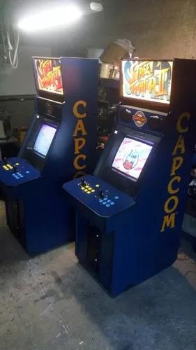 Fliperama arcade original c/ multijogos !