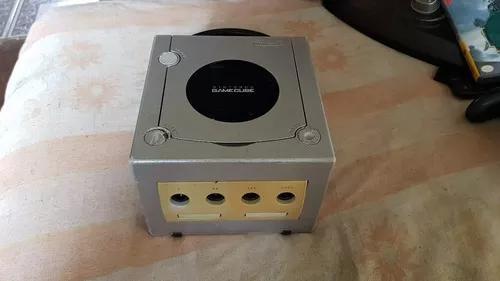 Game cube prata só o console s