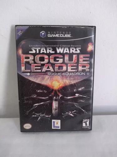 Jogo Star Wars Rogue Leader Original Game Cube