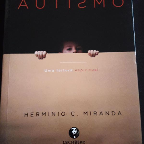 Livro autismo uma leitura espiritual