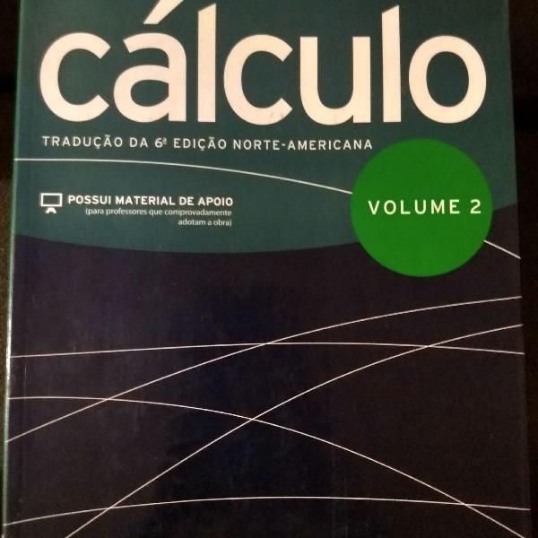 Livro de cálculo - james stewart vol2