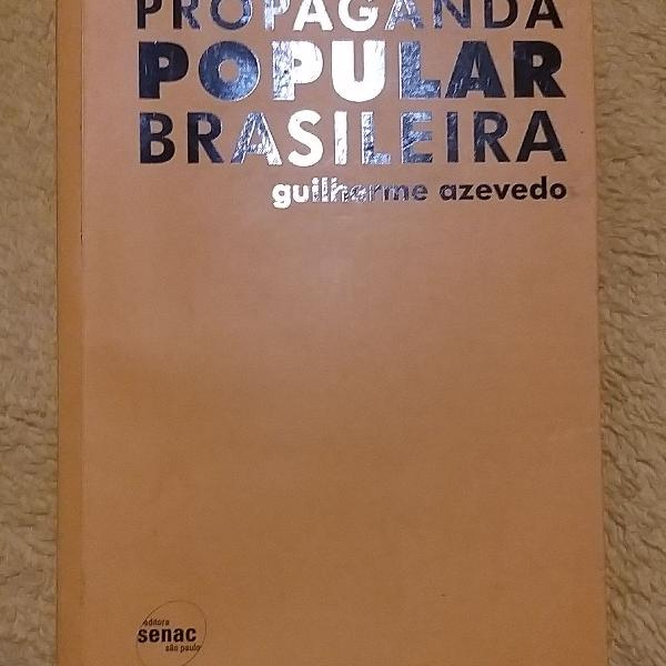 Livro propaganda popular brasileira