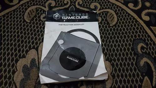 Manual do game cube mas leia
