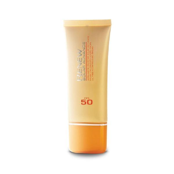 Renew protetor solar anti-idade ultra matte fps 50