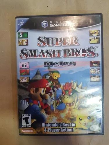 Super Shamch Bros Game Cube