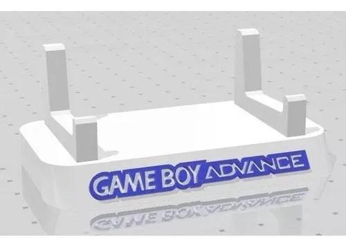 Suporte stand gba game boy advance nintendo