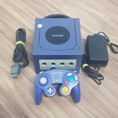 Usado Console Nintendo Game Cube Roxo - Nintendo