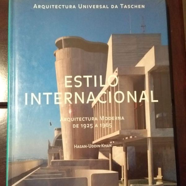 Arquitetura: estilo internacional, arquitetura moderna