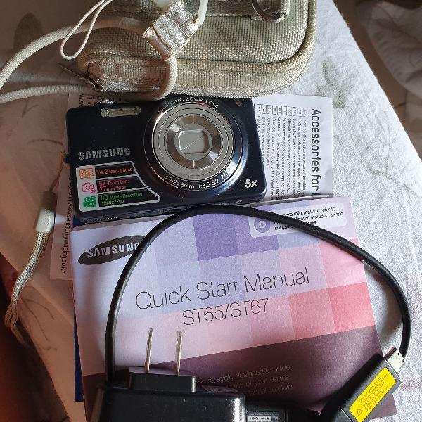 Camera fotográfica digital samsung