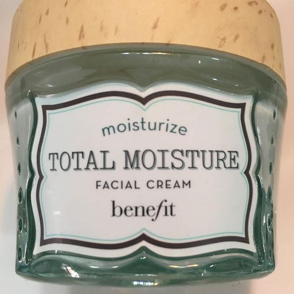 Creme hidratante de rosto benefit original total moisture