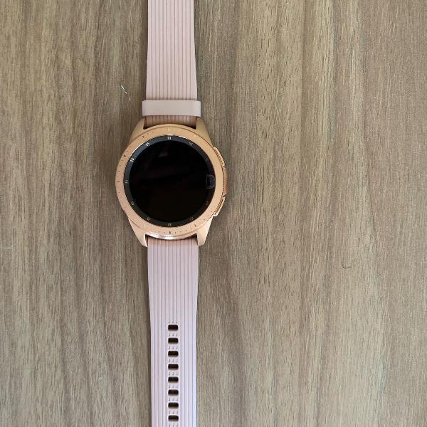Galaxy watch smartwatch samsung rosé gold
