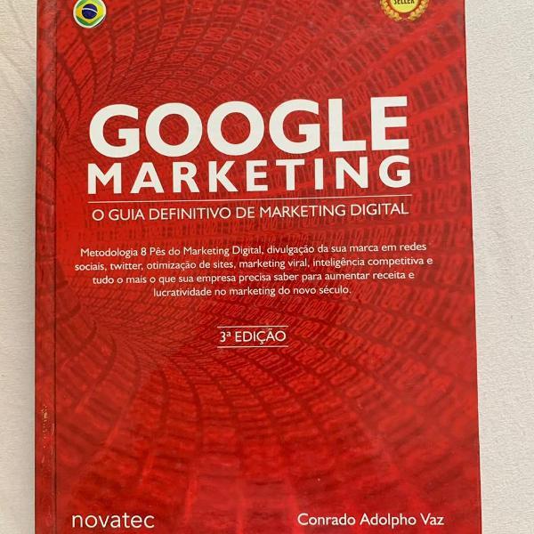 Google marketing - o guia definitivo de marketing digital