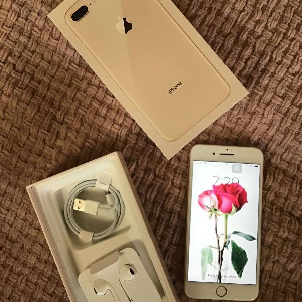 Iphone 8 plus 64g (em perfeito estado)
