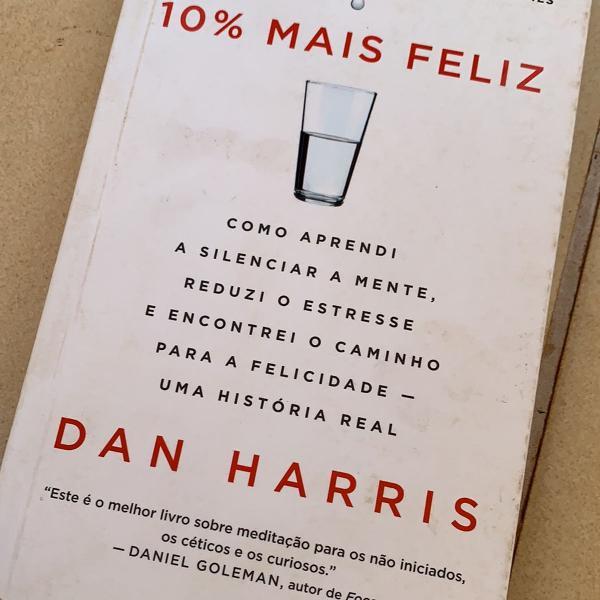 Livro 10% mais feliz