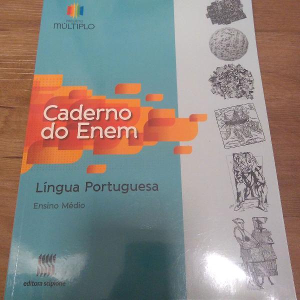 Língua portuguesa enem - ensino médio