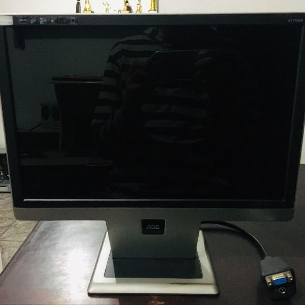 Monitor 15,4pol aoc