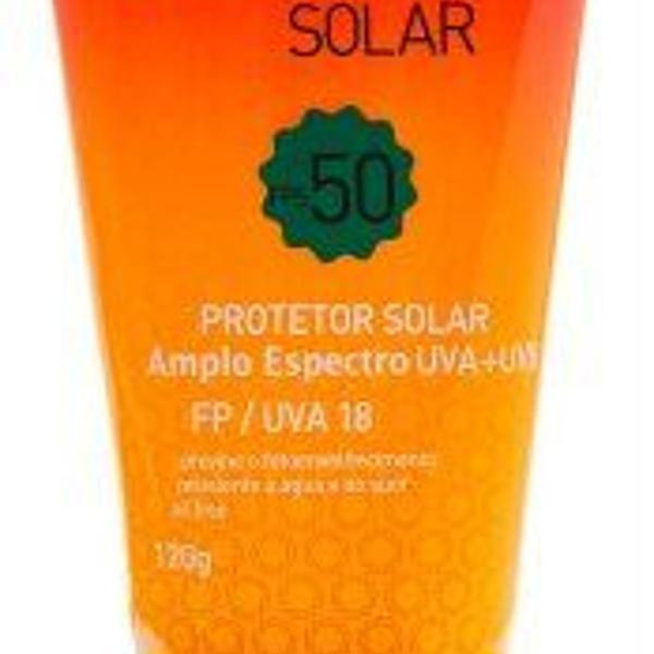 Protetor solar fps 50 needs