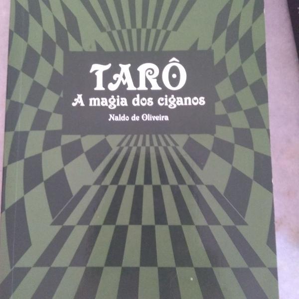 Tarô a magia dos ciganos