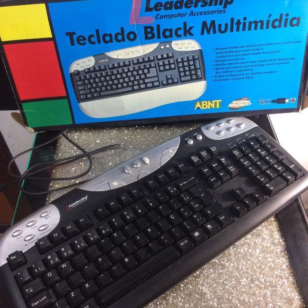 teclado para pc leadership