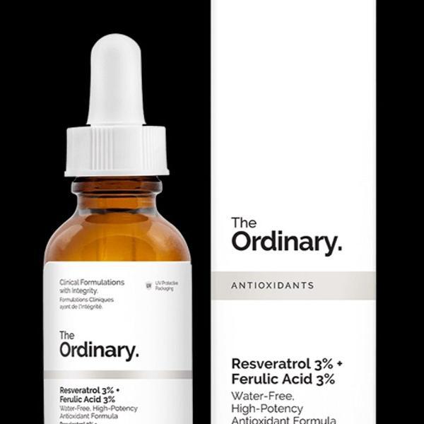 The ordinary resveratrol 3% + ferulic ácido 3% - 30ml