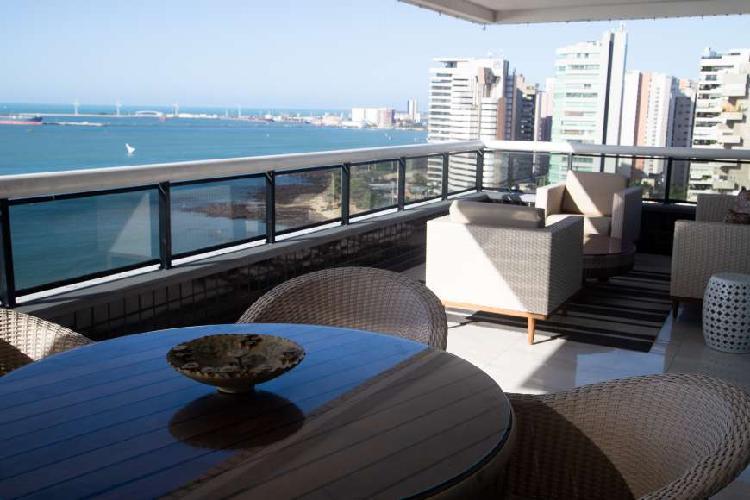Apartamento com 4 quartos para alugar, 340 m² por r$