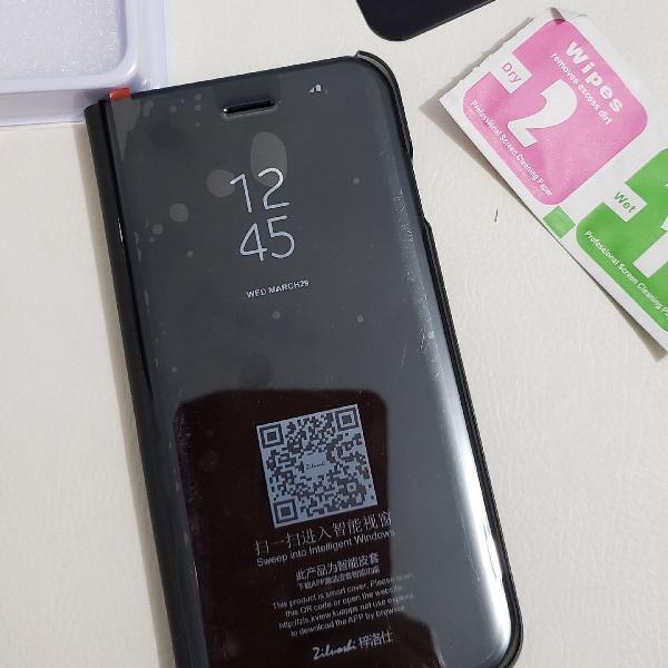 Case/capinha para iphone 7 + película