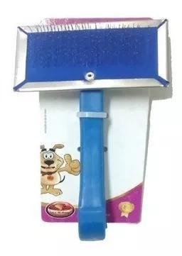 Escova de cerdas de aço para gato, cachorro, pet.