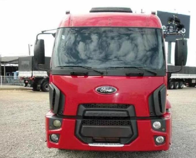 Ford cargo 2428 2012 carroceria truck