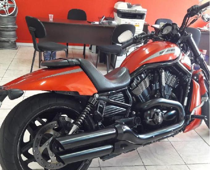 Harley davidson v road 2014 20mk apenas