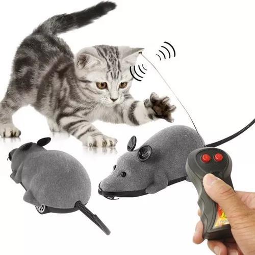 Rato com controle r