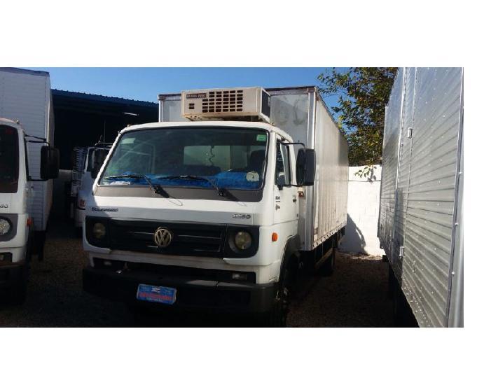 Volkswagen 8-160 baú refrigerado
