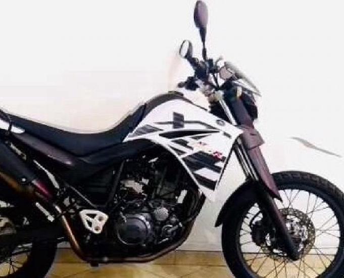 Yamaha xt 660r cor branca