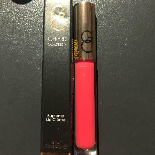 Batom líquido matte gerard cosmetics