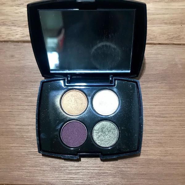 Lancome palette 4 sombras maravilhosas