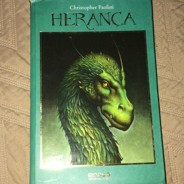 Livro herança