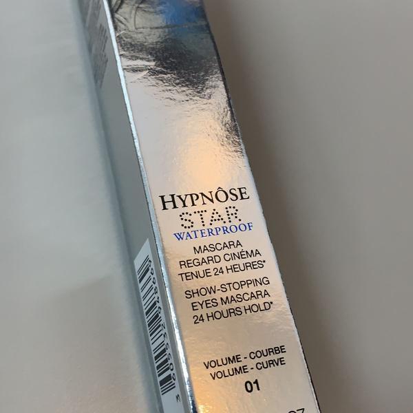 Mascara de cílios hypnose star waterproof lancôme
